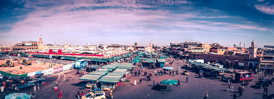 where to go in marrakesh