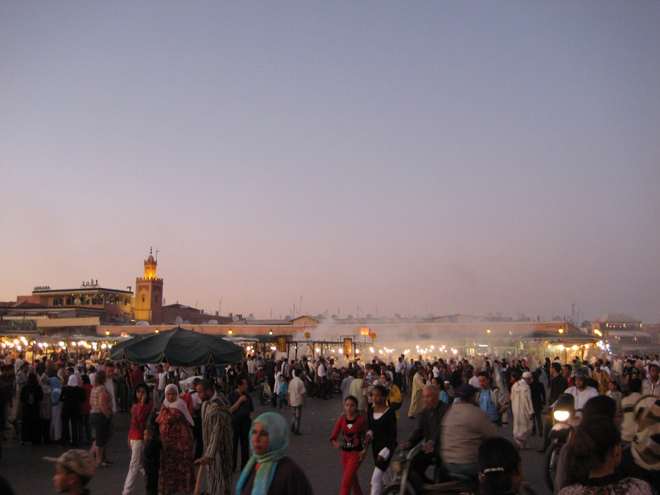 Marrakech events